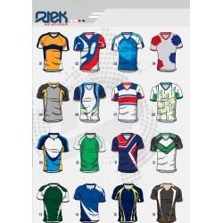 Maillots de rugby club sur...
