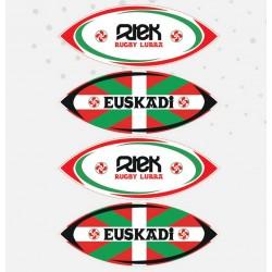 Ballon Rugby Euskadi