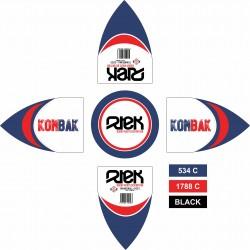 Ballon à rebonds Kombak