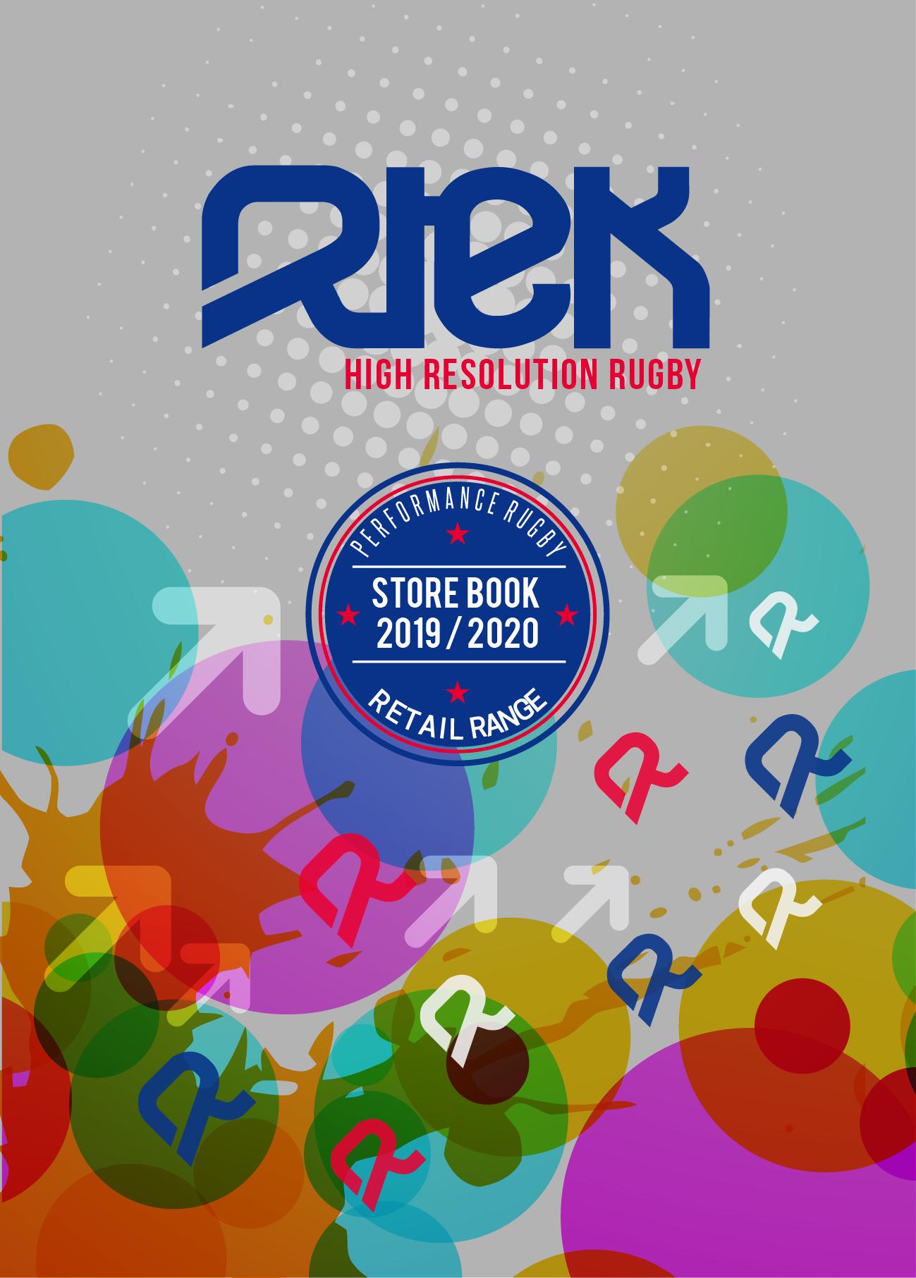 Upload RTEK retail catalog in english