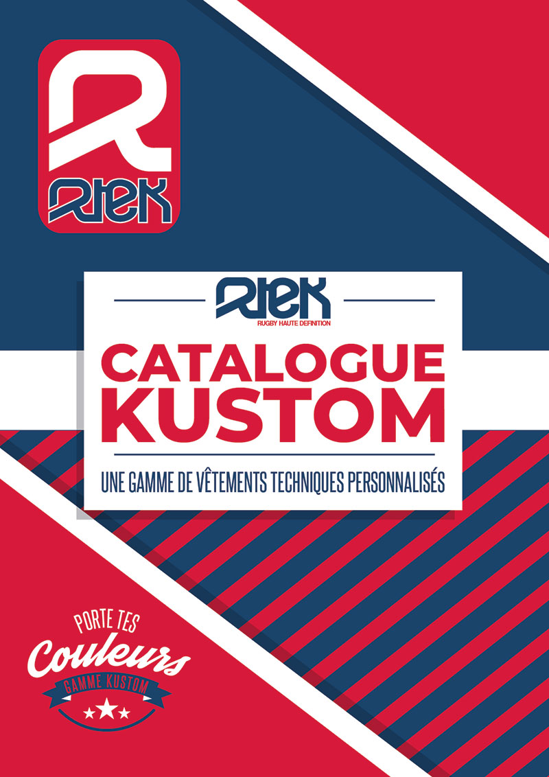 Catalogue RTEK Kustom 2020